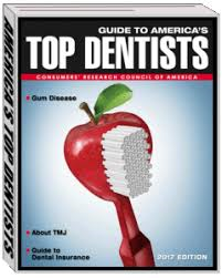 Voted America's Top Dentist 2017