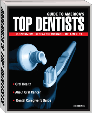 Voted America's Top Dentist 2012